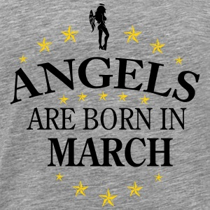 Angels March - Men's Premium T-Shirt