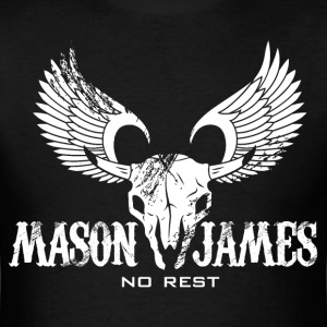 Mason James Ass Kick'n Kid - Men's T-Shirt