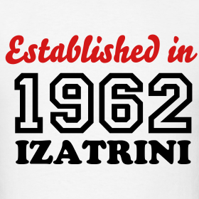 Design ~ ESTABLISHED IN 1962 IZATRINI