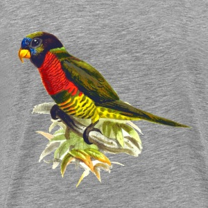 Colorful Bird - Men's Premium T-Shirt