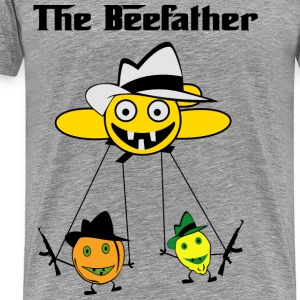 Beefather - Men's Premium T-Shirt