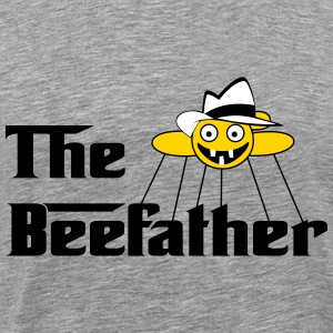 The Beefather - Men's Premium T-Shirt