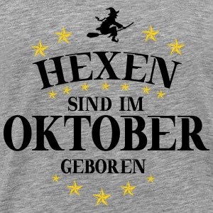 Witches October - Men's Premium T-Shirt