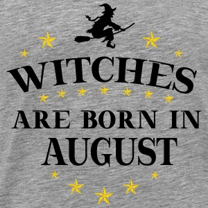 Witches August - Men's Premium T-Shirt