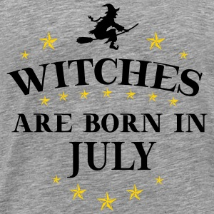 Witches July - Men's Premium T-Shirt