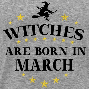 Witches March - Men's Premium T-Shirt