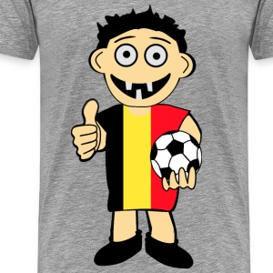 Belgian boy - Men's Premium T-Shirt