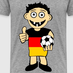 German Ball Boy - Men's Premium T-Shirt