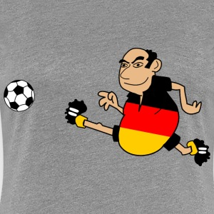 German footballers - Women's Premium T-Shirt