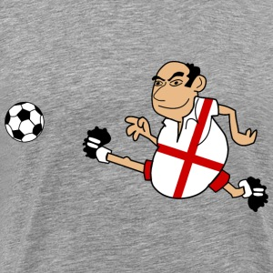 English footballers - Men's Premium T-Shirt