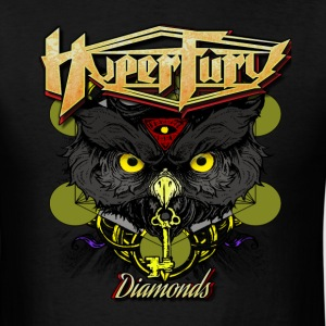 Hyper Fury Diamonds EP Cover Shirt Men's - Men's T-Shirt