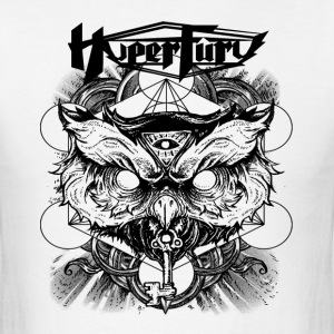 Hyper Fury Diamonds EP Cover Shirt Men's W&B - Men's T-Shirt