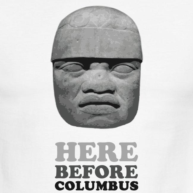 Here Before Columbus