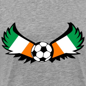 Soccer Ireland - Men's Premium T-Shirt