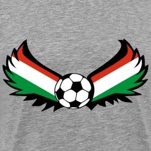Football Hungary - Men's Premium T-Shirt