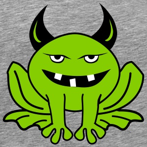 frog devil - Men's Premium T-Shirt