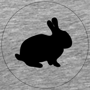 Rabbit icon - Men's Premium T-Shirt