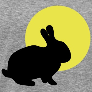 Rabbit from Sun - Men's Premium T-Shirt