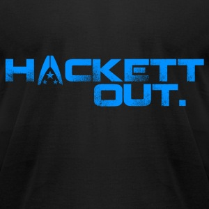 hackettout T-Shirts - Men's T-Shirt by American Apparel