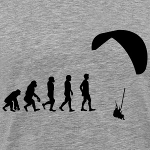 Evolution glider - Men's Premium T-Shirt