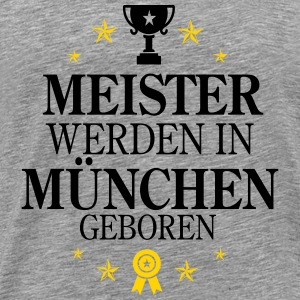 Master Munich - Men's Premium T-Shirt