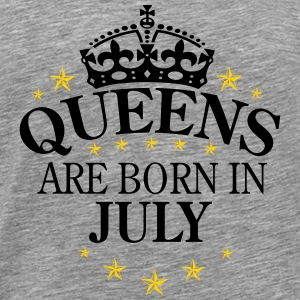 Queens July - Men's Premium T-Shirt