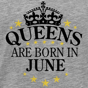 Queens June - Men's Premium T-Shirt