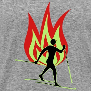 Cross fire - Men's Premium T-Shirt