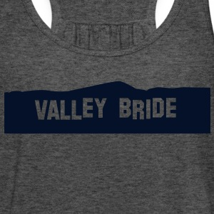 Valley Bride Sparkle Tank - Women's Flowy Tank Top by Bella