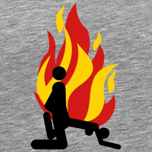 Sex fire - Men's Premium T-Shirt