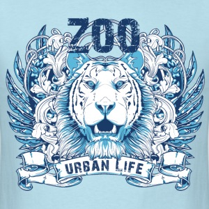 Urban Life T-Shirt - Men's T-Shirt
