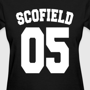 Scofield 05 - Women's T-Shirt