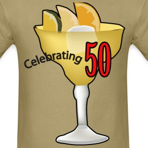 Celebrating 50 - Men's T-Shirt
