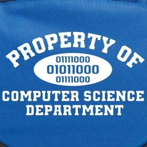 Property Of Computer Science Bag - Computer Backpack