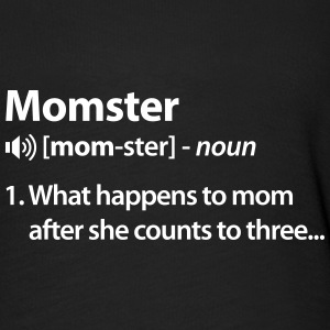 Momster T-Shirts - Women's Flowy T-Shirt