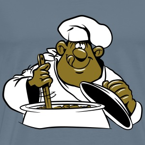 Cook comical funny T-Shirts - Men's Premium T-Shirt