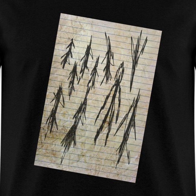 "Slender ""Page 3"" shirt"