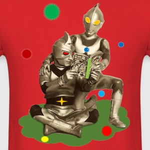 ultraman mirrorman - Men's T-Shirt