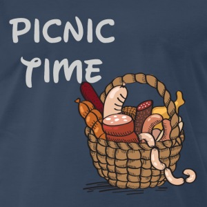 Picnic time T-Shirts - Men's Premium T-Shirt