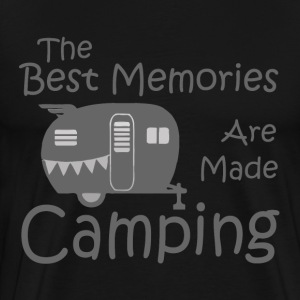 the best memories T-Shirts - Men's Premium T-Shirt