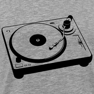 Turntable - Men's Premium T-Shirt