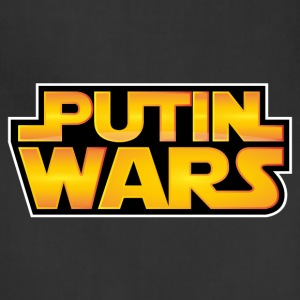 PUTIN WARS Aprons - Adjustable Apron