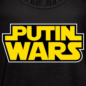 PUTIN WARS Tanks - Women's Flowy Tank Top by Bella
