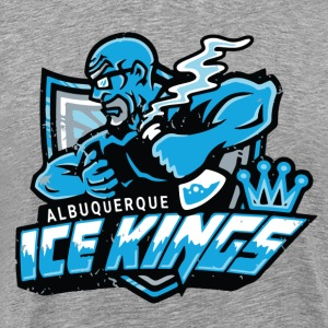 Heisenberg Ice Kings - Men's Premium T-Shirt