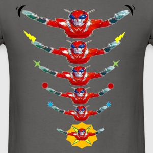 INFRAMAN FLYING - Men's T-Shirt