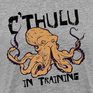 C'thulu In Training - Men's Premium T-Shirt