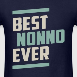Best Nonno Ever - Men's T-Shirt