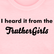 Design ~ TrutherGirl Women's Standard T