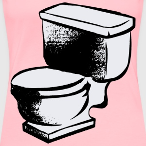 Basic Toilet - Women's Premium T-Shirt