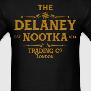 The Delaney Nootka Trading Co T-Shirts - Men's T-Shirt